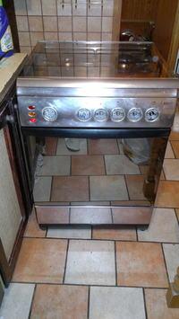 ARDO kuchnia gaz/el - nie grzeje piekarnik na max, ale grzałki sprawne