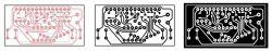 Zegar cyfrowy zrealizowany na .....sześciu elementach