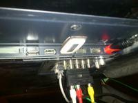 Jak skonfigurować głos Telewizor LG 42LA660S a kino domowe SAMSUNG HT-TZ315