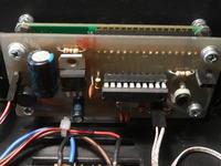 Generator funkcji + cyfrowy miernik częstotliwości by Nowakus.