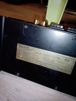 Mać Audio stereo amplifer 4x30 - Mostkowanie...?