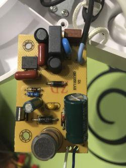 Lapmpa LED - Po jakimś czasie diody led przygasają
