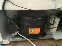 Lodówka Electrolux ERU13300 - Zamrażalnik mrozi, chłodziarka lekko chłodzi