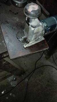 Prasa hydrauliczna 30 T z przesuwnym tłokiem