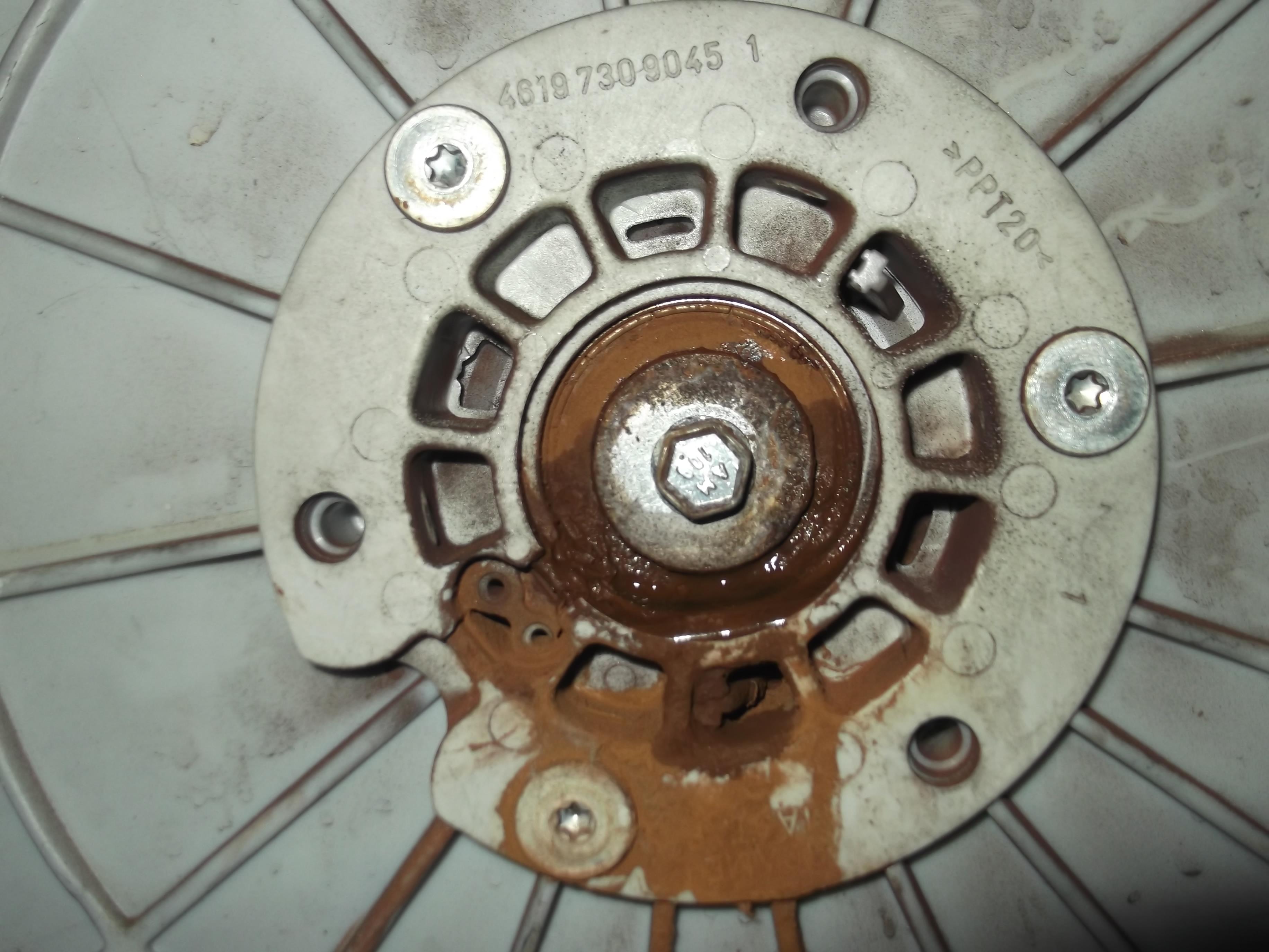 Whirlpool AWT2061 - Ciekn�cy b�ben.
