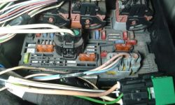 Citroen C4 Gr Picass 2009 2.0b - Sprężarka klimatyzacji nie włącza się