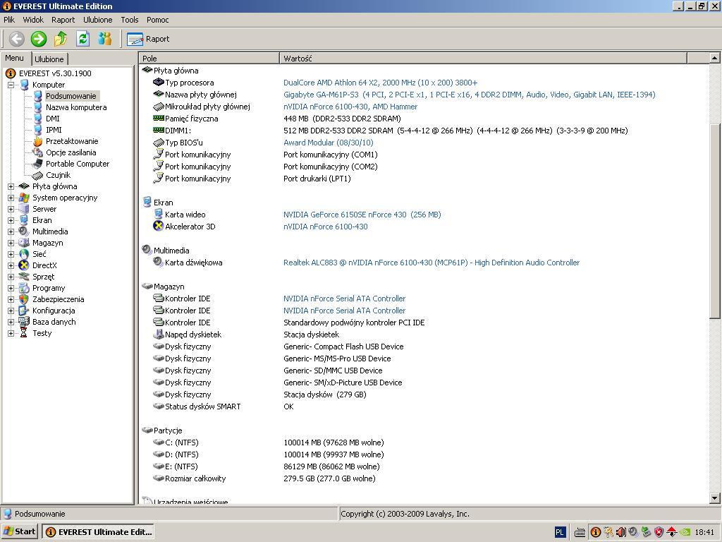 Wolne �adowanie XP, skoki u�ycia CPU, zawieszenia