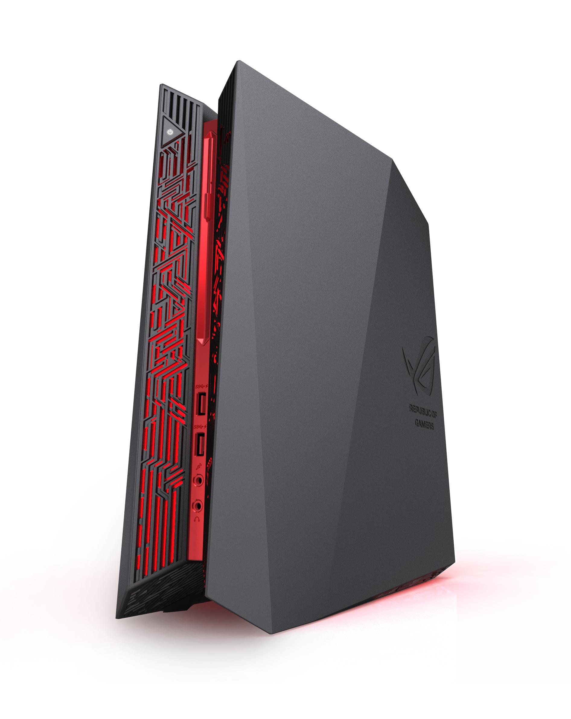 ASUS ROG G20 - komputer SFF do gier z Core i7 i GTX780