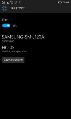 Test modułu Bluetooth HC-05 z płytką ZS-040 - recenzja i opinia