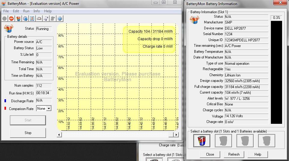 Dell 1545 - wykrywa, nie �aduje