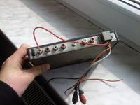 SONY STR-D365 & equalizer legacy leq12 Jak podłączyć??
