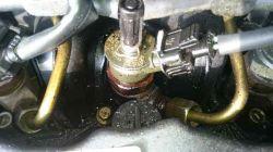 1.6 HDI - Cieknie olej silnikowy spod wtrysków