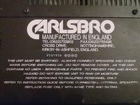 Power Mixer Carlsbro 8/2 i ko�c�wka mocy