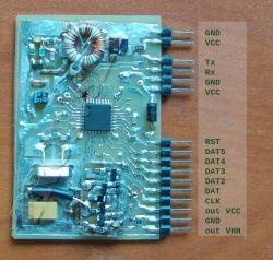 Programator VHH -- tropic -- mikrokontrolery pic i inne