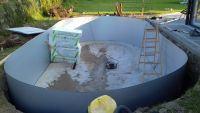 jak tanio zbudować basen przydomowy pomysł na basen