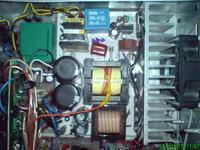 Power Audio class D 1000W z zasilaczem