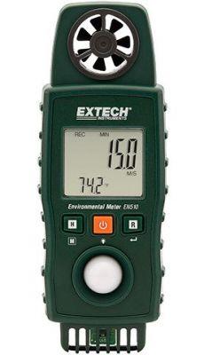 Mierniki warunków środowiskowych EXTECH