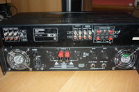 T.amp ta1050 i Telefunken - połączenie