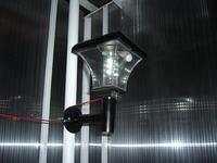 Lampa LED na czujnik ruchu PIR zasilana bateriami lub power bankiem 3V