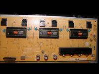 Sharp LC32A47E brak podświetlenia