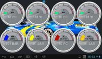 Wskaźniki do samochodu, na bazie tabletu z Androidem (Video na str.2)