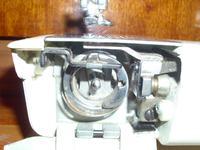 Maszyna do szycia Brillant - szukam b�benka