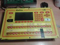 CEB Mahler - Sterownik pi�y, przeprogramowanie, naprawa klawiatury.