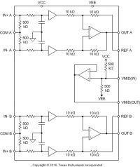 Ultraniskoszumny odbiornik sygnału symetrycznego do zastosowań audio