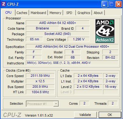 AMD Athlon 64 x2 4800+  - Pami�� RAM , Dysk Twardy