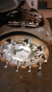 Iveco EuroCargo 180e28 - Hamulec nie działa, pedał hamulca wpada do końca