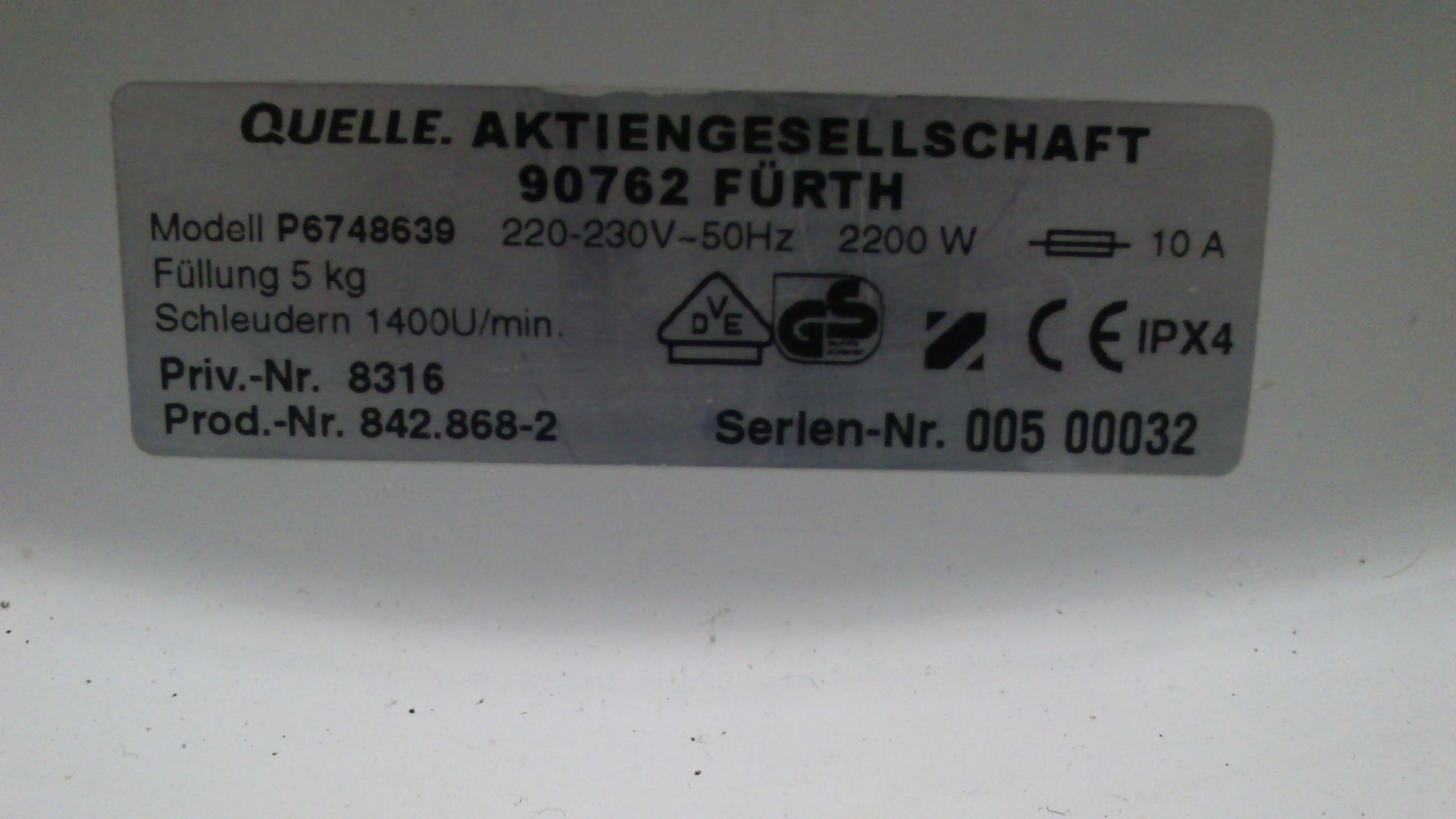 Wypalone elementy (elektronika EWM2000), brak oznacze�.