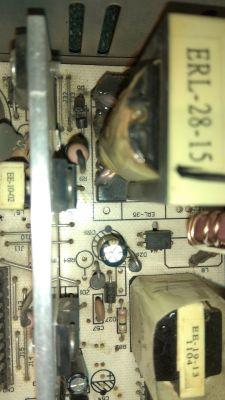 Brak reakcji komputera na przycisk power, uszkodzony zasilacz
