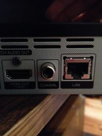 Blu Ray LG BD550, sony mhc-nx3 - Podłączenie urządzeń