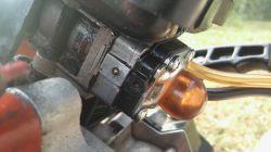 Kapanie paliwa z kosy spalinowej NAC - co można poradzić?