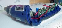 Uk�ad zasilania w prostej wkr�tarce 3,7V Li-Ion