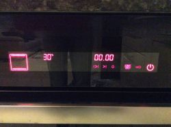 Piekarnik Gorenje EVP 251-431E - nie działa ani zegar, ani przycisk sterowania