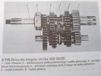WSK 175 - Szarpie czwartym biegiem