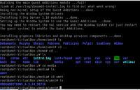 Dwa systemy na VirtualBox - jak je połączyć?