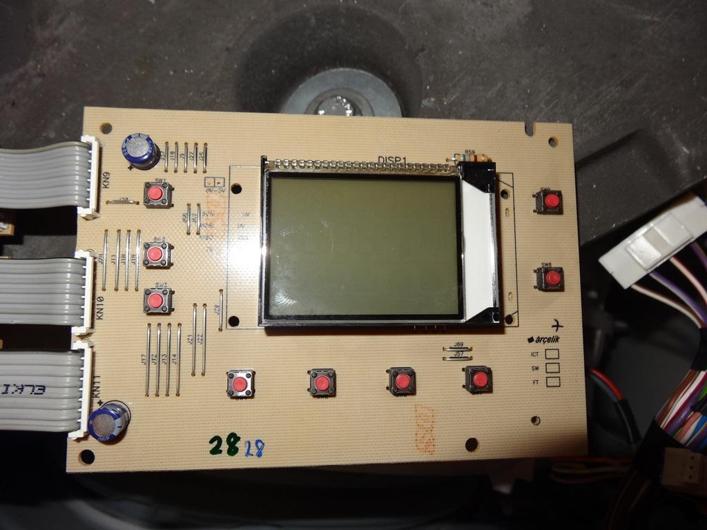 BEKO WMD75126 (Volumax5) - Pralka wywala bezpiecznik r�nicowy przy uruchomieniu