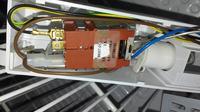 Polar CZ300 - ciągła praca po wymianie termostatu