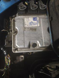 Peugeot 206 2.0 HDi rok 2001 nie odpala