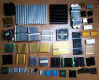 [Sprzedam] Podzespoły komputerowe (RAM, karty, kable itp.)