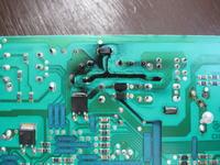 Hoover HN6125 - Nie odwirowuje prania. Bęben kręci raz w prawo raz w lewo