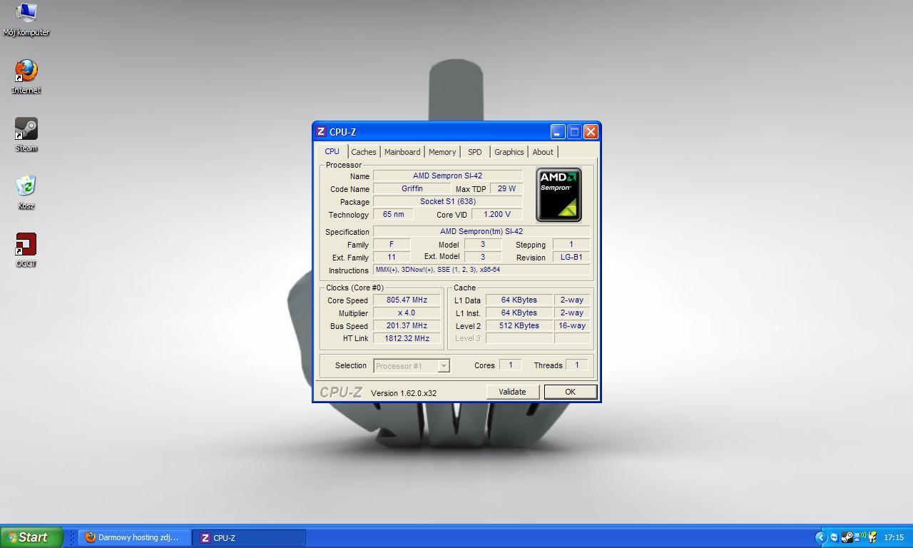HP 6735s - Wydajno�� laptopa na �adowarce spada.