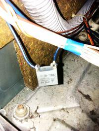 Pralka AEG lavamat 70530 updat - nie działa Aqua spary