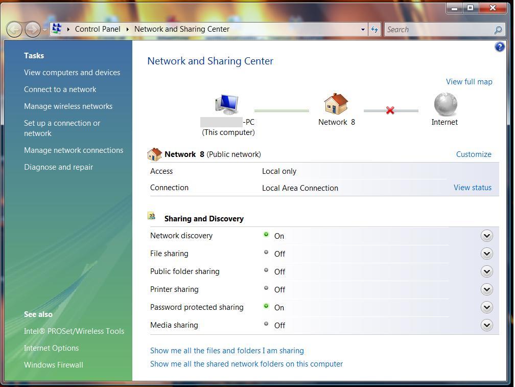 Vista 64 - problem z konfiguracj� internetu