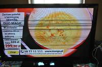 Samsung PS42c450B1W - Poziome paski na ekranie, Y-DRV czy matryca?