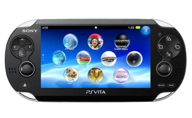 W przededniu premiery Playstation Vita Sony rozpoczyna kampani� z rozmachem