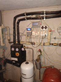 Wychładzanie się wody w bojlerze
