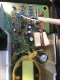 Wurth Master AL30-SD-LI - Zamienione w baterii bieguny - uszkodzona ładowarka